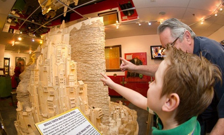 Odditorium Visit for Two or Four at Ripley's Believe It or Not! (Up to 53% Off)