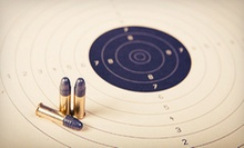 Concealed-Handgun-License Course for One or Two with Range Time or 10 Range Visits at Off Duty Armory (Up to 73% Off)
