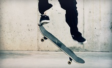 Two or Four Private Skateboarding Lessons at Enjoy LifeStyle Center (Up to 60% Off)