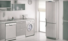 $40 for $100 Toward Appliances and Service at Appliance Factory Outlet and Mattresses
