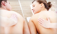 60-Minute Massage and 30-Minute Infrared-Sauna Session for One or Two at Body Bliss Suites (Up to 59% Off)
