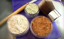 $25 for $50 Worth of Vegan Cosmetics at The All Natural Face