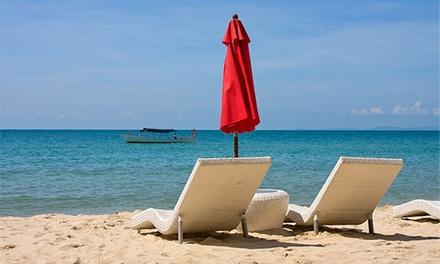 Hotel Dunas Puerto — Cádis: 1-7 noites para duas pessoas em quarto duplo com pequeno-almoço e late check-out desde 35€