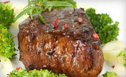 C$20 for C$40 Worth of Contemporary Dinner Cuisine at Knox Fine Dining