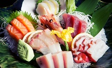 Asian Cuisine for Lunch or Dinner at Sakana Sushi (Half Off). Four Options Available.
