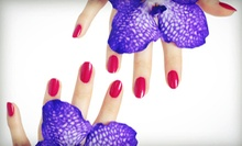 Nail Services from Alexandria Mendez at Young Image Spa (Up to 58% Off). Three Options Available.