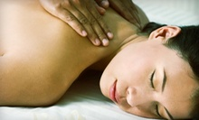 One or Two Raindrop-Massage Sessions at Acupressure Massage Center of Morristown (Up to 57% Off)