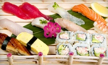 $15 for $30 Worth of Sushi and Japanese Food and Drinks at Zono Sushi