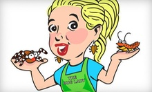 One-Day or Four-Week Science Class, or Classroom Presentation from The Bug Lady's Science Academy (Up to 60% Off)