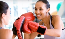 10, 20, or 30 Drop-In Boxing-Fitness Classes at Studio Energia (Up to 74% Off)