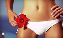 One, Two, or Three Brazilian Waxes at SpaBeca (Up to 56% Off)