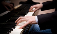 Two or Four Private Instrument or Voice Lessons at Piano Trends Music Company (Up to 61% Off)