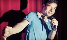$30 for a Standup Show for Two and a $25 Voucher Toward Dinner at Andrews Entertainment District (Up to $65 Value)