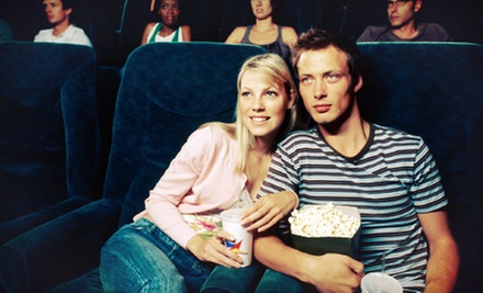 $5 for Movie and a 46-Ounce Popcorn at Spotlight Theatres (Up to $13 Value)