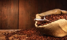 Café Food or Coffee Beans at Café Brevé (Half Off). Three Options Available.