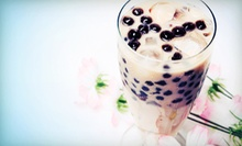 Two or Four Groupons, Each Good for One Regular-Size Bubble Tea, Smoothie, or Tea at XO Boba (Half Off)