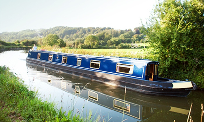 Sally Narrowboats - Bradford on Avon: Narrowboat: Three or Four Night Hire For Up To Ten People from £369 with Sally Narrowboats (Up to 50% Off)