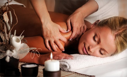 One 60- or 90-Minute Aromatherapy Massage at Sun Hut Massage (Up to 57% Off)