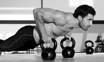 Success Strength Package with Three Training Sessions for One or Two at The Forged Athlete (Up to 85% Off)