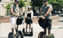 Historic Segway Tour in San Antonio, Austin, or Dallas from Segway Nation (Up to 49% Off)