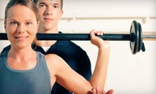 Three or Six One-Hour Personal-Training Sessions at The Sanctuary (Up to 73% Off)