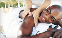 One or Two Massages, Couples Massage, or Three Acupuncture Treatments at Alliance Health and Wellness (Up to 73% Off)