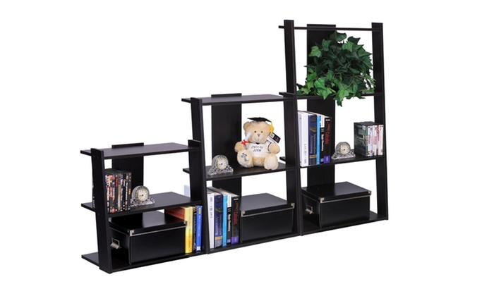 Ladder Shelves and 3-Tiered Shelving Units. Multiple Options Available ...