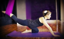 Women's Dance, Fitness, Pole, and Aerial-Arts Classes at Cadence Fitness (Up to 67% Off). Three Options Available.