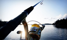$255 for a Seven-Eight Hour Fishing Trip for Up to Six from Mr. Twister Fishing Charters in Portage (Up to $510 Value)