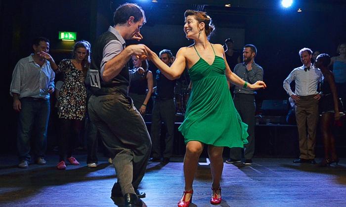 Swing Patrol - London: Three Blues Dance Classes for £10 at Swing Patrol (58% Off)