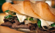 $10 for $20 Worth of Cheesesteaks and Sandwiches at Big Al's Steaks