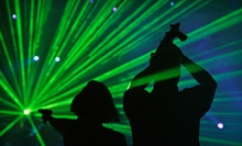 $20 for Four Laser-Tag Tickets and 132 Arcade Tokens at C.J. Barrymore's ($49 Value)
