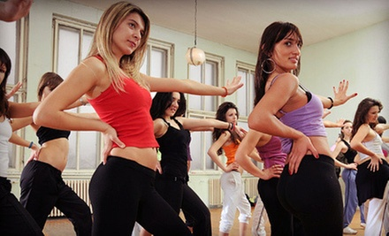 10 or 20 Zumba Classes at Alamo Zumba Fitness (Up to 76% Off)