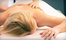 60-Minute Swedish Massage, or 60-Minute Hot-Stone or Deep-Tissue Massage at Kneading Much Moore (Up to 56% Off)