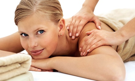 $30 for a 60-Minute Custom Full-Body Massage at Hurricane Chiropractic ($70 Value)