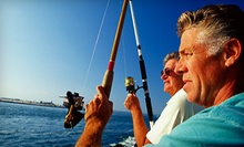 Weekend or Weekday Fishing Trip on Galveston Bay for Up to Three from Bay Adventures Sportfishing (Up to Half Off)