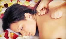 60- or 90-Minute Swedish Massage, Thai Massage, or Reflexology Session at Lion and Dragon Yoga Bodyworks (51% Off)