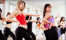 $10 for 10 Zumba Dance-Fitness Classes at Gotta Dance ($120 Value) 