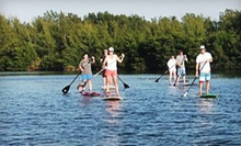 One-Hour Paddleboard Tour for Two, Four, or Six from Epic Boardsports in Cocoa Beach (Up to 60% Off)