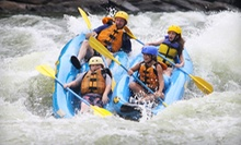 $ 69 for a Whitewater-Rafting Trip with Two Nights of Camping and Grilled Lunch from Ace Adventure Resort ($ 145 Value)