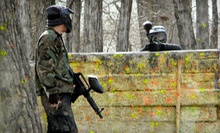 Open-Play Paintball with Equipment and 250 Balls for Two, Three, or Eight at Badlandz Paintball Field (Up to 71% Off)