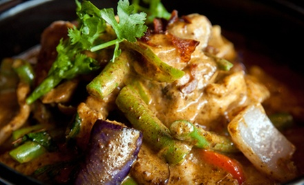 $15 for $30 Worth of Sushi, Hibachi, and Stir-Fried Asian Food at Sakana