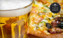 $10 for $20 Worth of Pizzeria Cuisine and Drinks at BC's Pizza &amp; Beer