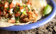 Mexican Fare at Nikko's Mexican Grill (Up to 52% Off). Two Options Available.