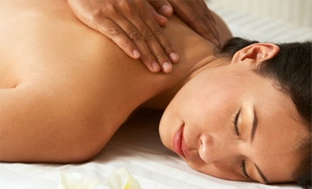 60-Minute Massage with Optional Detox Footbath at Natural Health and Wellness (Up to 55% Off)