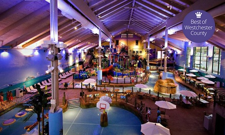 Two or Four Weekday Indoor Water-Park Passes at CoCo Key Water Resort (Up to 50% Off)