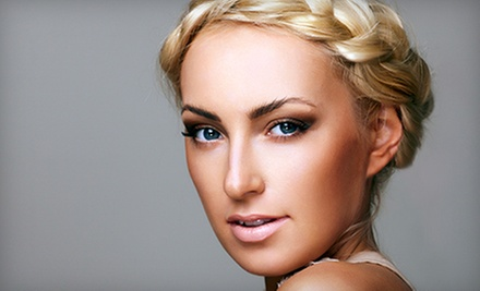 Braiding Services or Haircut Package at Cocobella Salon (Up to 68% Off). Three Options Available.