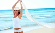 One, Three, or Seven Slimming Body Wraps at Per Caso Salon (Up to 71% Off) 