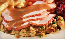 $10 for $20 Worth of Thanksgiving-Inspired Food at TGD