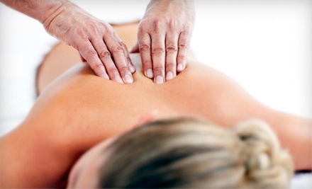60- or 90-Minute Deep-Tissue or Swedish Massage at Touch by Gigi Massage (Up to 55% Off)